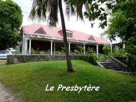 Presbytère, Grand Bourg, Marie Galante