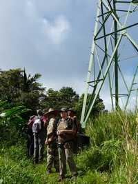 pylone1, Contrebandiers, guadeloupe