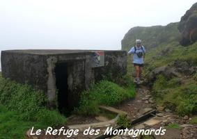 refuge des montagnards, soufrière, guadeloupe