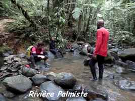 rivière palmiste, trace V Hugues B Terre