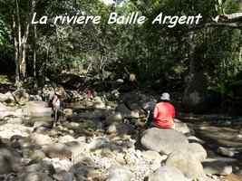 rivière B argent