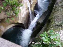 rivière petite plaine, contrebandiers, basse terre nord, gaudeloupe