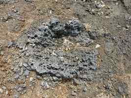 rocher, littoral gosier