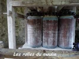 rolles moulin bellevue Moule