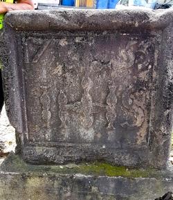 stele jesuites tour du houelmont Guadeloupe
