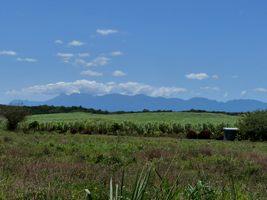 vue sur basse terre, TGT1, grande terre, guadeloupe