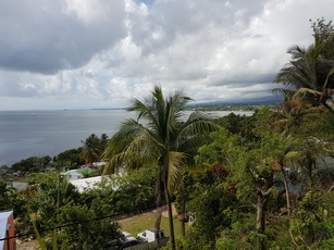vue sur pt Bourg Pte Bacchus Guadeloupe