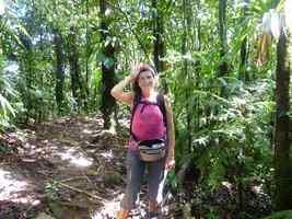 yann , point4 GPS, tete allègre, Basse terre nord, Guadeloupe